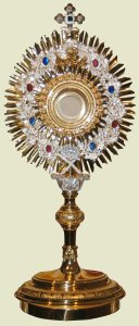 Image of our monstrance